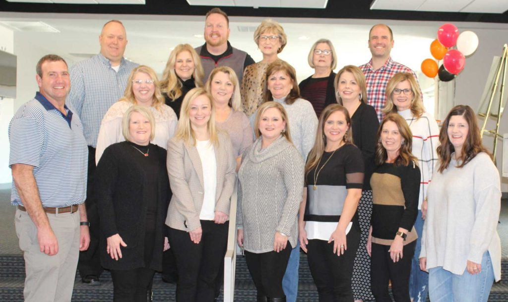 Claremore Foundation Board members